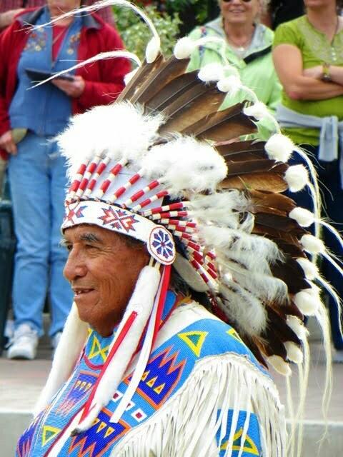Smiling Faces from Stoney Nakoda Nation